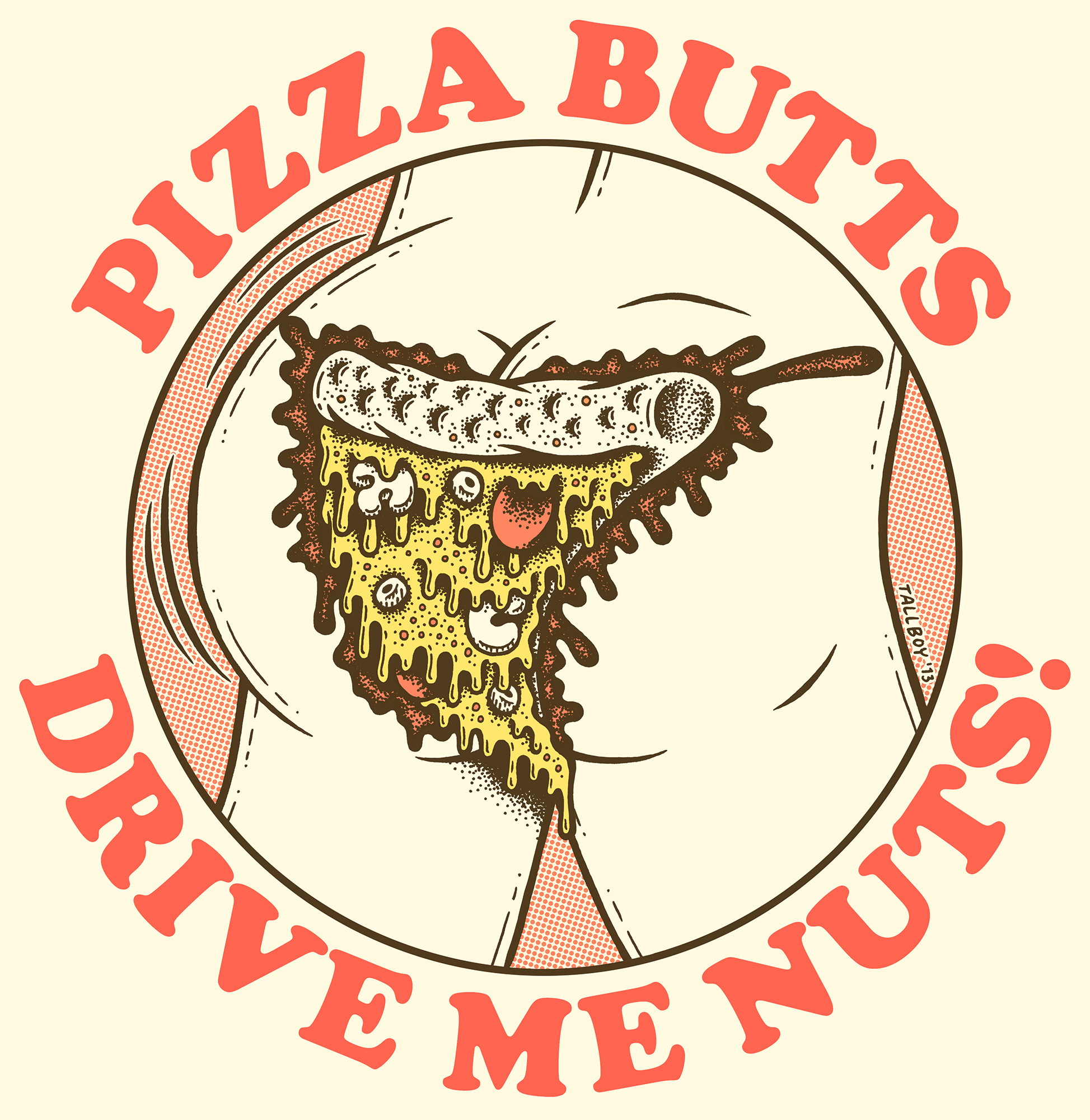 Pizza-Butts