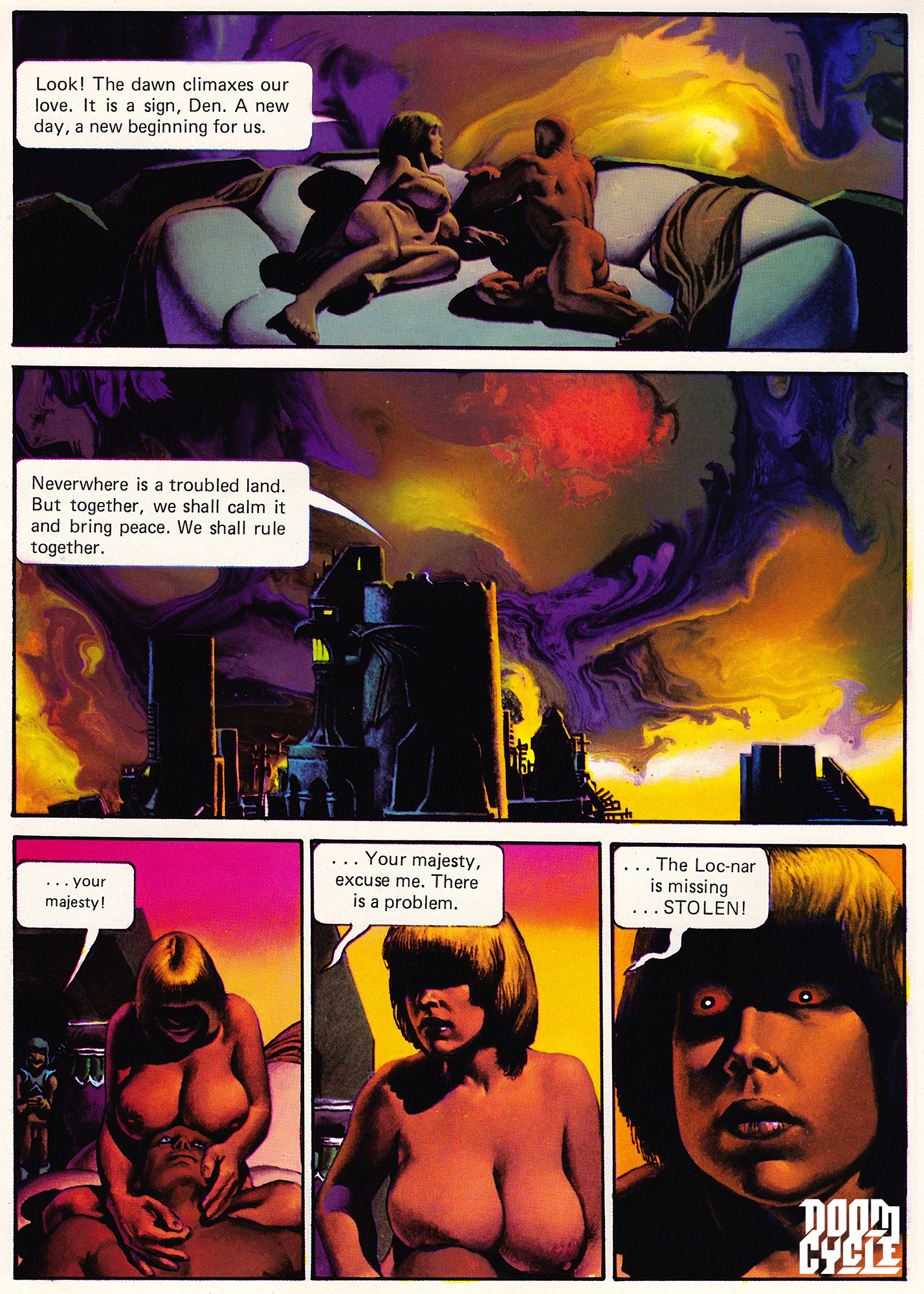 Den-Richard-Corben-Oct77