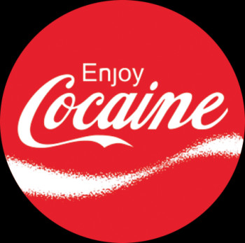 Pin-EnjoyCocaine